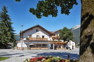 Mountain Boutiquehotel Der Grüne Baum, Hotel  Ehrwald - big - 79