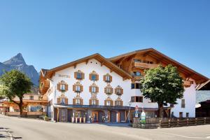 Mountain Boutiquehotel Der Grüne Baum, Hotel  Ehrwald - big - 80