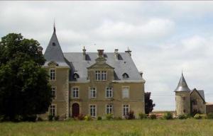 Château de la Bobinière - Vendrennes