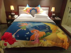 Kunming Haitian Hotel, Hotels  Kunming - big - 43