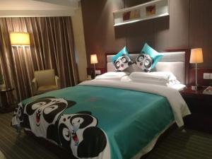 Kunming Haitian Hotel, Hotels  Kunming - big - 7