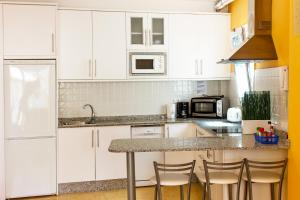 Golden Beach appartement met Pool, Appartamenti  Puerto de Mogán - big - 5