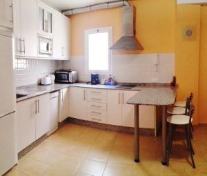 Golden Beach appartement met Pool, Appartamenti  Puerto de Mogán - big - 8