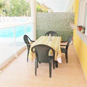 Golden Beach appartement met Pool, Appartamenti  Puerto de Mogán - big - 11