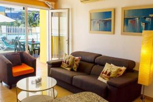 Golden Beach appartement met Pool, Appartamenti  Puerto de Mogán - big - 13