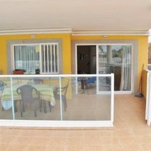 Golden Beach appartement met Pool, Appartamenti  Puerto de Mogán - big - 18