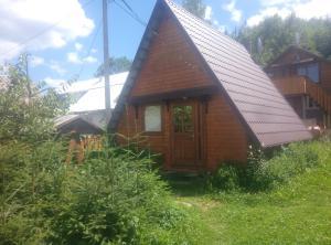 Парк-Отель Карпатский рай, Шешоры