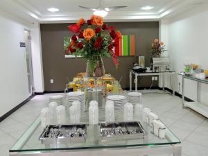 Star Hotel, Отели  Itaperuna - big - 29
