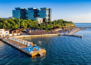 Zolotaya Buhta Hotel, Resorts  Anapa - big - 57