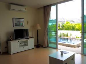 Mil Pool Villa 18, Dovolenkové domy  Hua Hin - big - 5