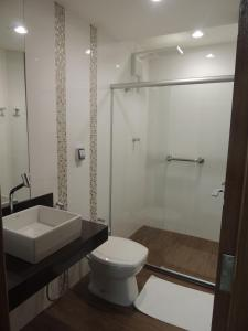 Star Hotel, Отели  Itaperuna - big - 28