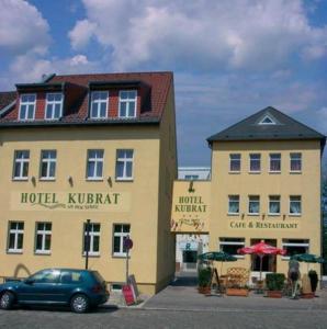 Hotel Kubrat an der Spree - Berlin