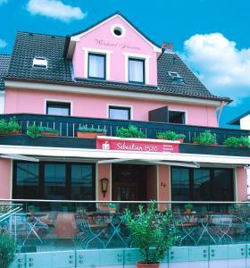 Gasthaus Sebastian 1520 - Dernau