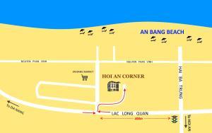 Hoi An Corner Homestay, Проживание в семье  Хойан - big - 36