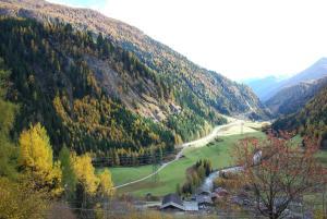 Apartmán Stachlerhof Matrei in Osttirol Rakousko