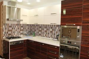 Apartments on Aliyar Aliyev Street, Apartmanok  Baku - big - 9