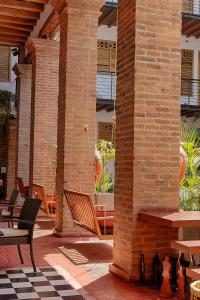 Hotel Boutique Casa Carolina, Hotels  Santa Marta - big - 75