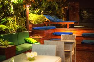Hotel Boutique Casa Carolina, Hotels  Santa Marta - big - 49
