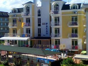 Hotel Palace, Hotels  Kranevo - big - 18