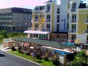 Hotel Palace, Hotels  Kranevo - big - 16