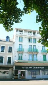 Hôtel L'Européen - Tarbes