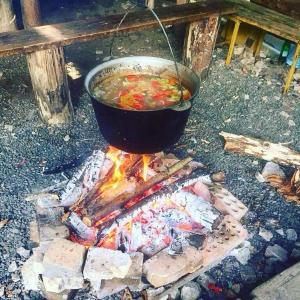 Kolhidskie Vorota Usadba, Farm stays  Mezmay - big - 258