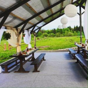 Kolhidskie Vorota Usadba, Farm stays  Mezmay - big - 28