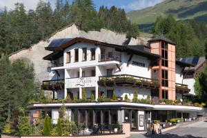 Accommodation in Serfaus
