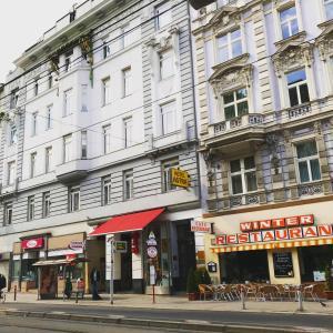 Hotel-Pension Astra, Вена