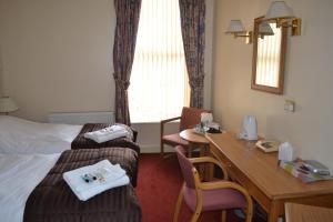 Throstles Nest Hotel, Отели  Ливерпуль - big - 11