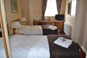 Throstles Nest Hotel, Отели  Ливерпуль - big - 13