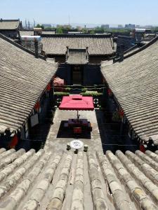 Pingyao Ancient City Zhengxin Caotang Inn, Penzióny  Pingyao - big - 7