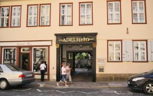 Adelheid Hotel garni, Hotely  Quedlinburg - big - 1