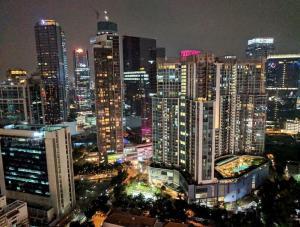 Somerset Grand Citra Jakarta, Aparthotely  Jakarta - big - 34