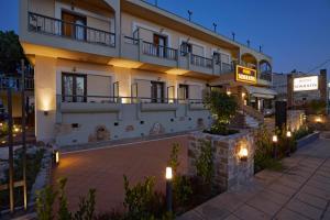 Sokratis Hotel, Hotely  Nea Moudania - big - 73