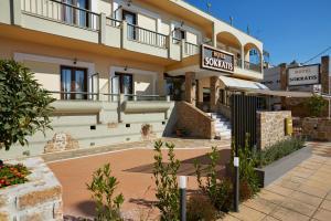 Sokratis Hotel, Hotely  Nea Moudania - big - 84