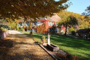 Accommodation in Murbach