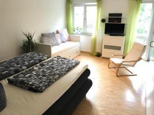 City Wohnung Halle am Markt - Bruckdorf