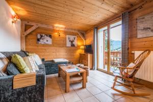 Appartement Midi Romand proche Morzine - Hotel - Essert-Romand