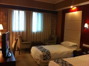 Crown Plaza Hangzhou, Hotely  Hangzhou - big - 13