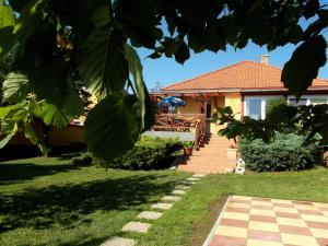 Namas Villa Iris Egerszalók Vengrija