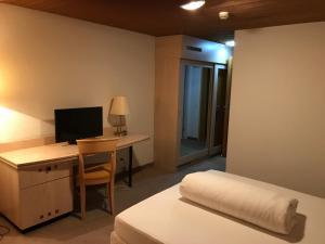 Hotel Sardona, Hotel  Elm - big - 47