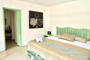 Residencia Gorila, Apartmanhotelek  Tulum - big - 165