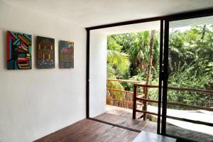 Residencia Gorila, Apartmanhotelek  Tulum - big - 164