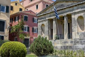 Mon Repos Liston Suites, Apartmány  Korfu - big - 13