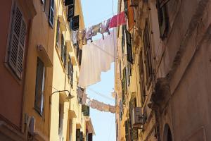 Mon Repos Liston Suites, Ferienwohnungen  Korfu-Stadt - big - 15