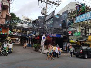 Galaxy Suites Pattaya Hotel, Hotely  Pattaya South - big - 13