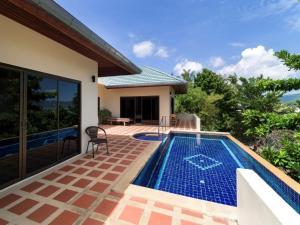 4 Bedroom Sea View Villa Pad Thai