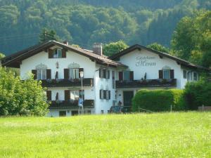 Penzion Gästehaus Meran Bad Wiessee Německo