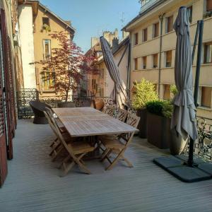 Le Reflet du Lac, Appartamenti  Annecy - big - 28